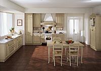 Kuchyne rustikálne